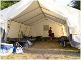 Verbandsjugendzeltlager in Xanten