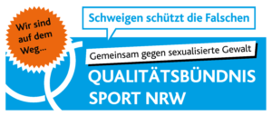 Gemeinsam gegen sexualisierte Gewalt Logo